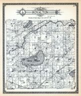 Royalton Township, Waupaca County 1923